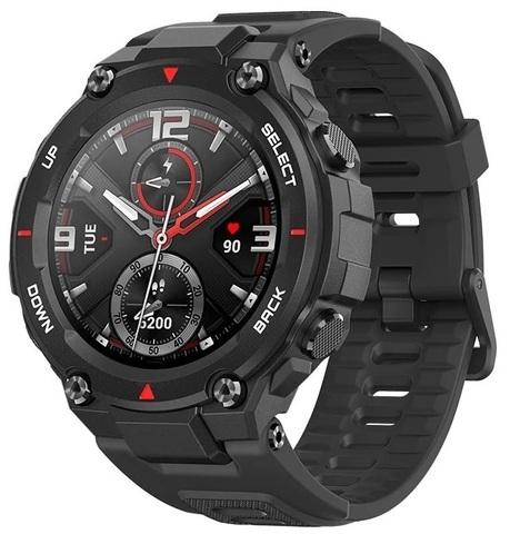 Смарт часы Amazfit T-Rex (rock black)
