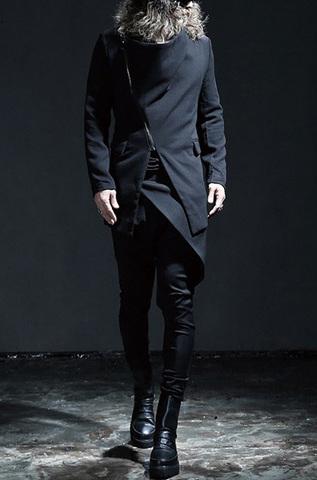 Пиджак с косой молнией «TUMIR» купить