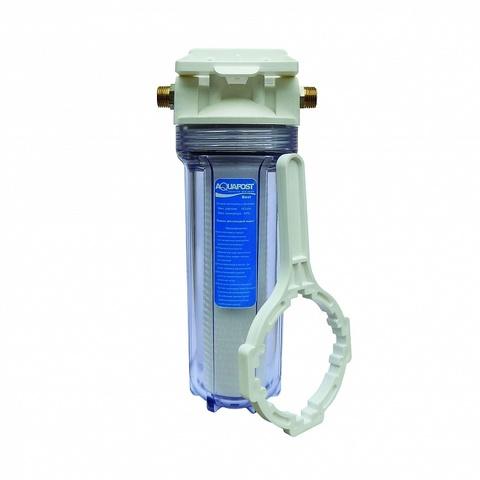 Фильтр  Aquapost Best  3/4 (прозрачный ) механика
