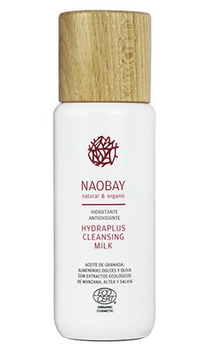Очищающее молочко для сухой и нормальной кожи, Naobay