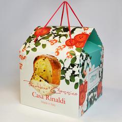 Кулич с кремом Лимончелло Casa Rinaldi 750 г