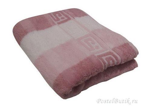 Полотенце 50x100 Cawo Noblesse 1011 Frottier розовое