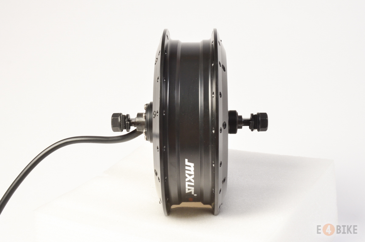 E4BIKE Turbo (Powerful DD hub motor) - 3000 W