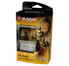 Колода Planeswalker'а «Guilds of Ravnica»: Vraska (английский)