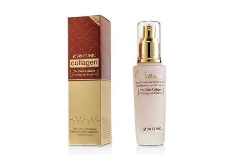 3W CLINIC Укрепляющая эссенция с коллагеном Collagen Firming Up Essence (50мл)