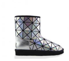 /collection/jimmy-choo-snow-boots/product/ugg-jimmy-choo-issey-miyake-silver