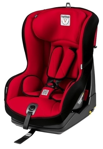 Peg-Perego Viaggio 1 Duo-fix K TT rouge