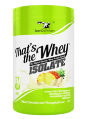 SD That's The Whey ISOLATE (640 гр.)