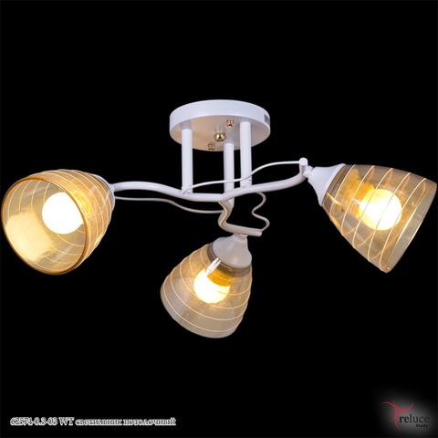 62574-0.3-03 WT светильник потолочный
