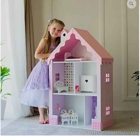 Кукольный домик Вероника (цвета в ассортименте)