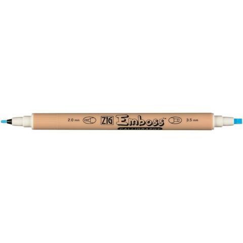 Маркер для эмбоссинга и каллиграфии Zig Emboss Calligraphy Twin Tip Marker