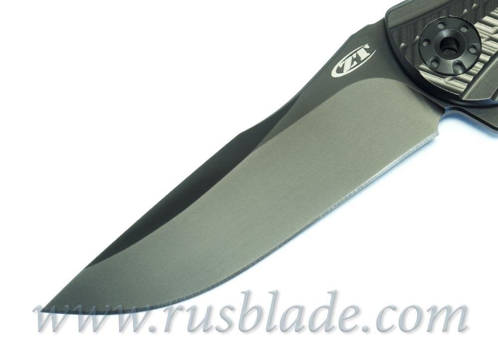 Нож Zero Tolerance 0609Blk RJ Martin ZT0609Blk