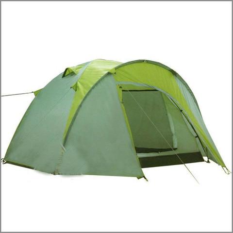 Палатка туристическая Lanyu LY-1677D 3-местная