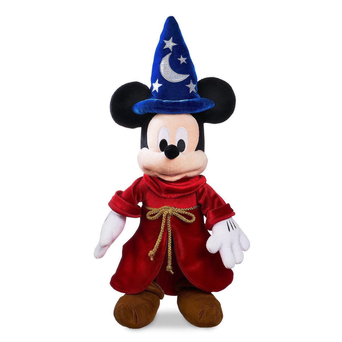 Мягкая игрушка «Волшебник Микки Маус» 56 см