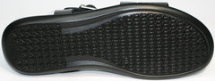 Мужские летние сандали Roberto Verbano 74609 Black.