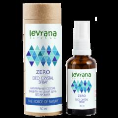 Дезодорант ZERO без запаха, 50ml TМ Levrana