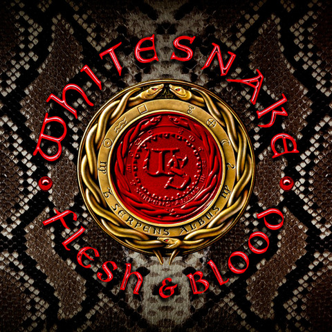 Whitesnake / Flesh & Blood (RU)(CD)