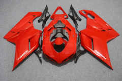Комплект пластика для мотоцикла Ducati 848 1098 1198  Красный