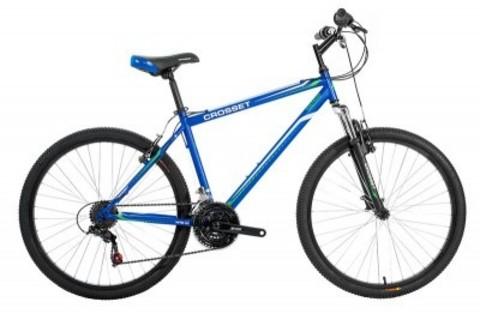 горный велосипед Crosset METEOR синий