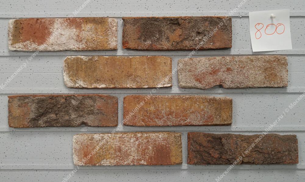Roben - Geestbrand, felsgrau, NF14, 240x14x71 - Клинкерная плитка для фасада и внутренней отделки
