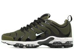 Кроссовки Мужские Nike Air Max Plus (TN) Ultra Olive Black