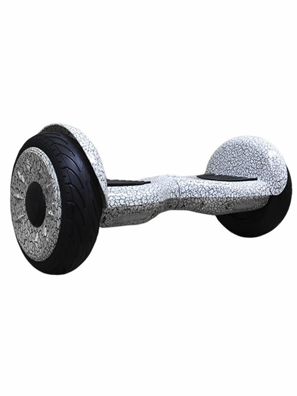 Smart Balance 10,5  Premium белый лед (самобаланс + приложение + Bluetooth-музыка)