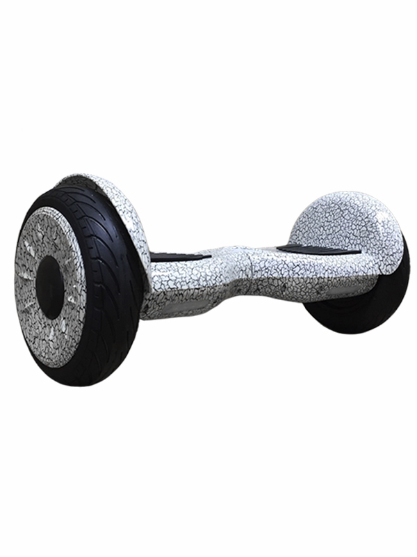 Smart Balance 10,5  Premium белый лед (самобаланс + приложение + Bluetooth-музыка) - 10,5 дюймов - лучший выбор!, артикул: 860402