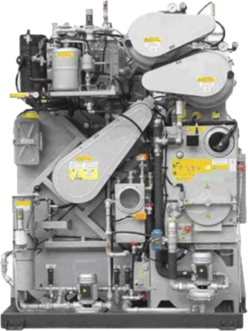 Машина для сухой чистки FIRBIMATIC F10 LT3 (80)