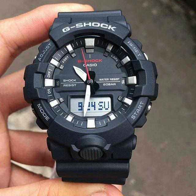 cbaf47ca ... Купить Наручные часы Casio G-Shock GA-800-1AER по доступной цене ...