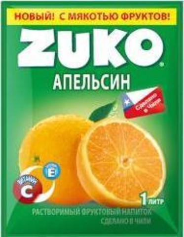 ZUKO 'Апельсин' в магазине Каша из топора