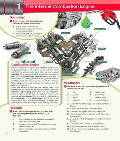 Automotive industry (esp). Student's Book. Учебник