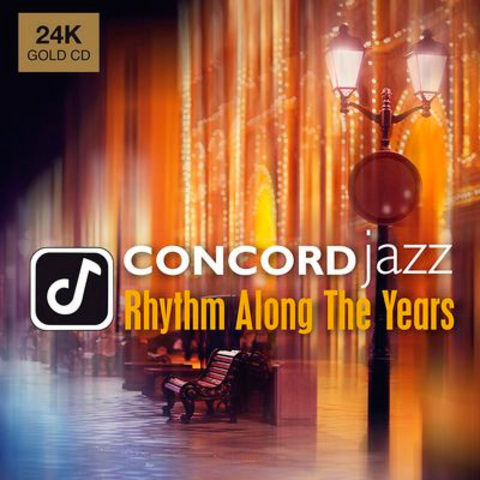 Inakustik CD, Concord Jazz - Rhythm Along The Years (24 Karat Gold), 01678096