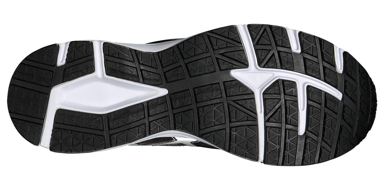 Мужские кроссовки для бега Asics Patriot 8 (T619N 9093) черные фото