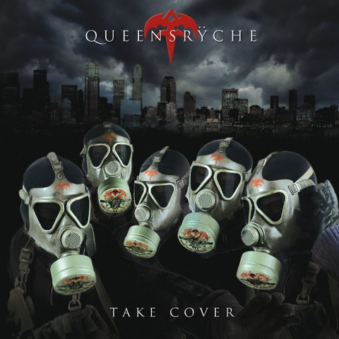 Queensryche / Take Cover (CD)