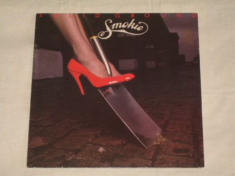 Smokie / Solid Ground (LP)