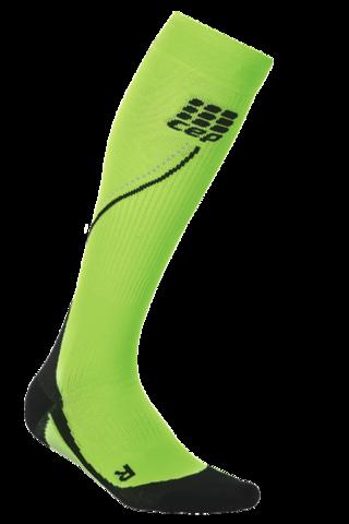 Компрессионные гольфы мужские CEP green