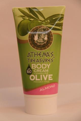 ATHENAS TREASURES крем для тела увлажняющий купить