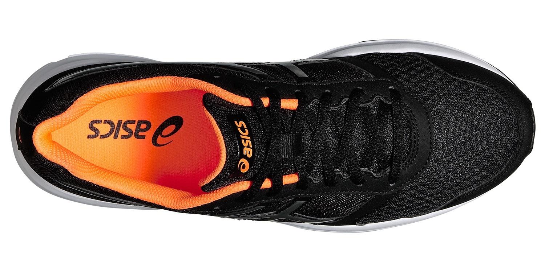 Мужские беговые кроссовки Asics Patriot 8 (T619N 9093) черные