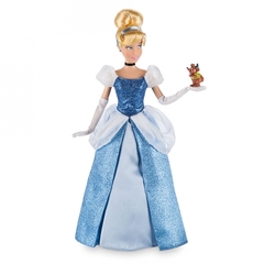 Кукла Принцесса Золушка Перевыпуск 2016 г. с питомцем - Cinderella, Disney