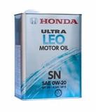 Honda Ultra LEO 0W-20 SN - Синтетическое моторное масло
