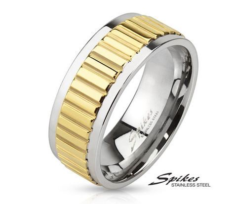 R-M3891G-8 Мужское кольцо