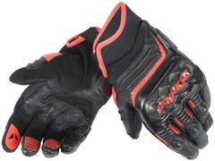 Carbon D1 Short / Черно-красный