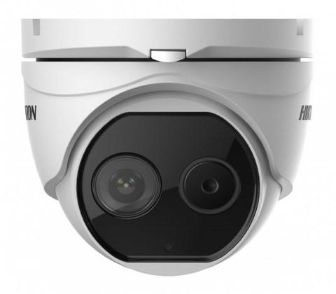 Тепловизионная купольная IP-камера DS-2TD1217B-3/PA
