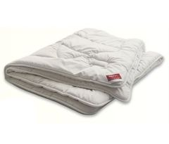 Одеяло шерстяное очень легкое 180х200 Hefel Албани Моно Лайт