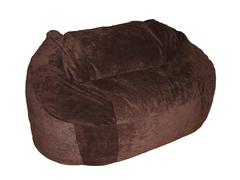 Бескаркасный диван Шоколад