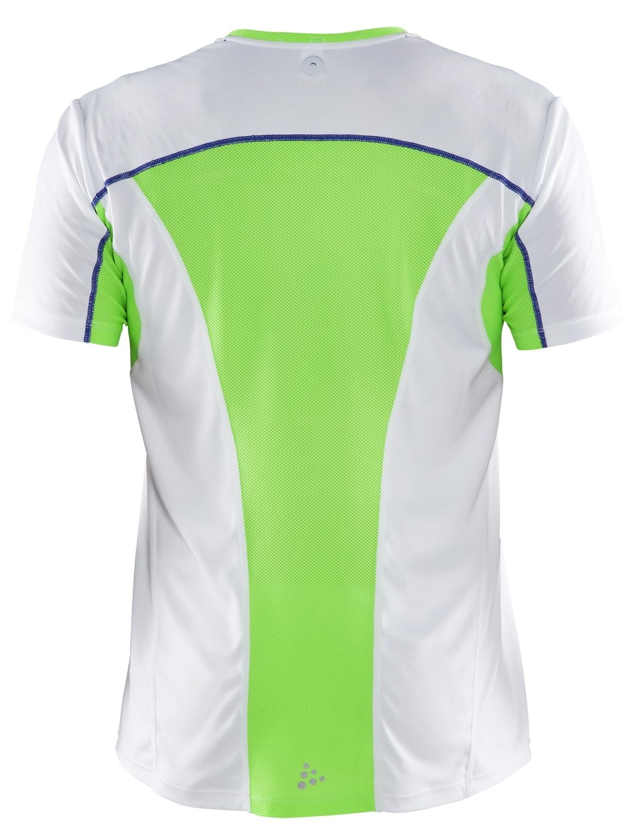 Мужская футболка для бега Craft Performance (1902488-2900) белая