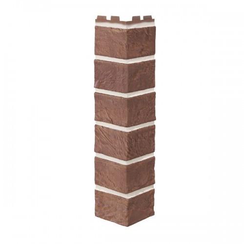 Угол наружный к Фасадным Панелям VOX (Вокс) Solid Brick Regular (Солид Брик) Дорсет