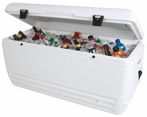 Изотермический контейнер (термобокс) Igloo Quick&Cool 150 (термоконтейнер, 142 л.)