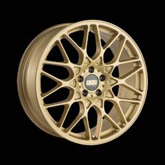 Диск колесный BBS RX-R 8.5x19 5x120 ET32 CB82.0 satin gold
