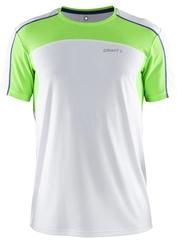 Мужская беговая футболка Craft Performance (1902488-2900) белая